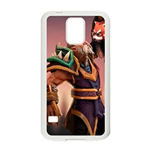 Samsung Galaxy S5 Cell Phone Case White Defense Of The Ancients Dota 2 LONE DRUID 002 OIW0481045