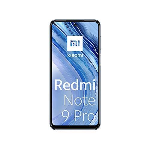 🥇 Xiaomi Redmi Note 9 Pro – Smartphone de 6.67″ DotDisplay