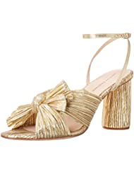 Loeffler Randall Women's Camellia-pla Heeled Sandal