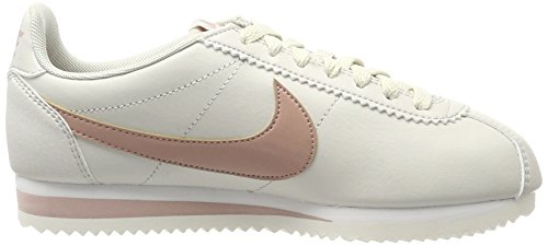 Cortez White Particle Femme de Light Pink Chaussures Bone summit Classic Gymnastique Beige Nike Xx7545