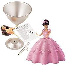 Wilton Doll Classic WONDER MOLD Cake Pan kit Set Barbie 7 in doll pick