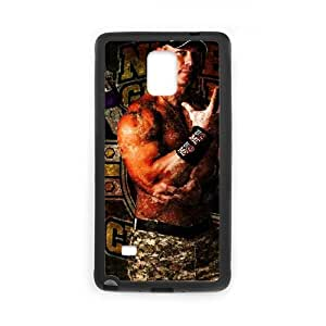 Sports cena by alhagin Samsung Galaxy Note 4 Cell Phone Case Black 91INA91101785