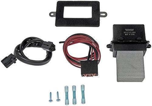 Dorman 973 517 Hvac Blower Motor Resistor Kit