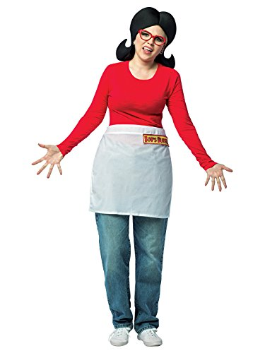 Bobs Burgers Linda Adult Costume - (Bob And Linda Halloween)