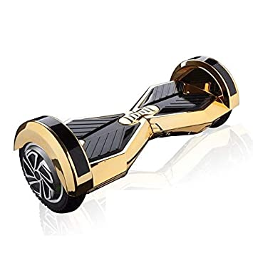 Amazon.com: Golden Hoverboard Lambo Super Fast Safe Smart ...