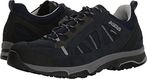 Asolo Megaton GV GTX Hiking Shoe - Mens, Blueberry/Night Blue, A40010-Blueberry/Night Blue-10.5 (Asolo Shoes Trail)
