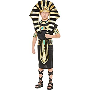 Amazon.com: King Tut Kids Costume: Toys & Games