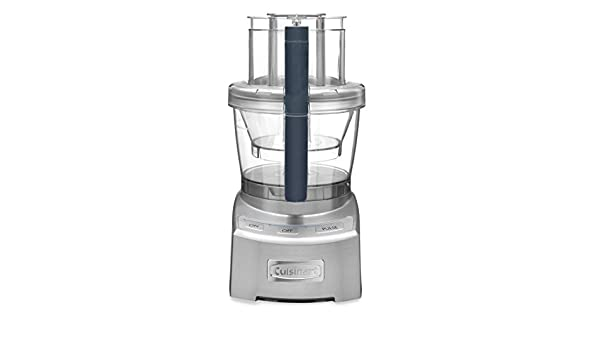 Cuisinart fp-12 N Elite Collection Procesador de alimentos, color blanco: Amazon.es: Hogar