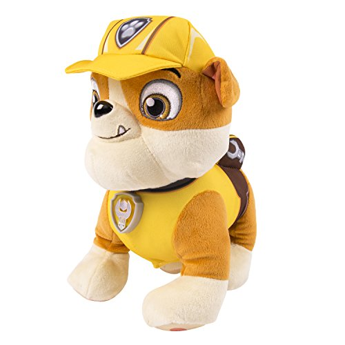 Amazon Paw Patrol Deluxe Lights And Sounds Plush