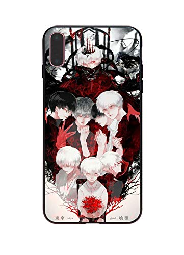 Tokyo Ghoul Soft Silicone Phone Case Cover Shell for iPhone Phone Shell 4 for iPhone - Soft Claw Studs