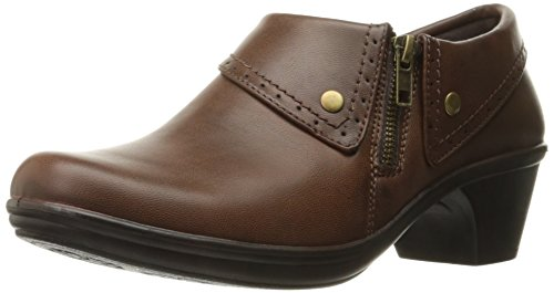 Boots Toe Closed Darcy Ankle Fashion Burnish Womens Easy Brown Street IxfqRg0