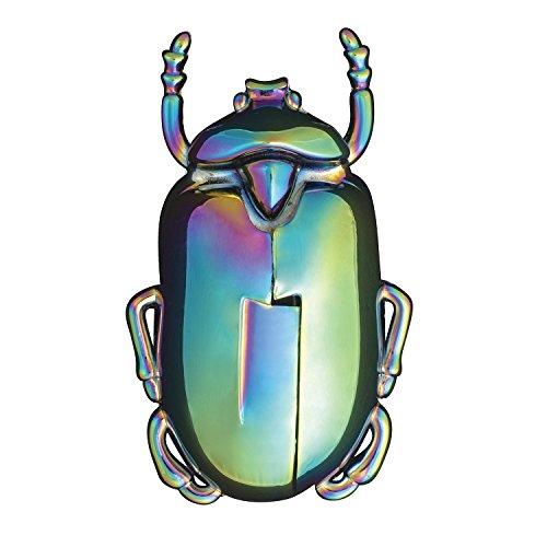 Doiy Beetle Winged Wine Bottle Opener Corkscrew Iridescent Zinc Alloy Deal (Large Image)