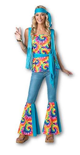 InCharacter Hippie Women's Costume (S)