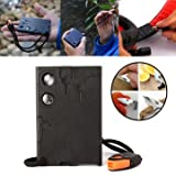 Endurance Stab - Outdoor Portable Credit Card Knife Multifunction Pocket Survival Tool - Selection Fittest Natural - 1PCs