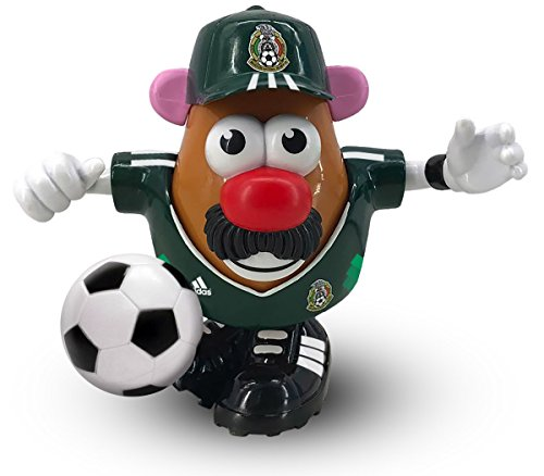 (Mr Potato Head Mexican National Team Toy Figure Collectible)