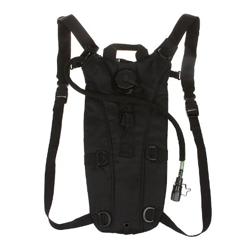 3L TPU Hydration System Bladder Water Bag Pouch Backpack Hiking Climbing, Outdoor Stuffs