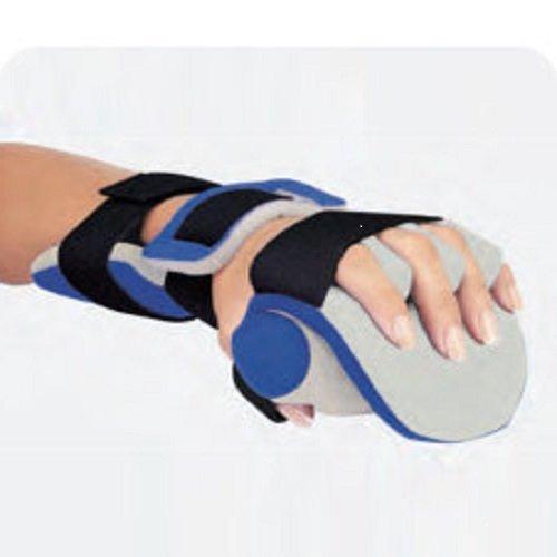 RCAI 32GHK-M-L Geriatric Hand Orthosis with Finger Separators, Left, Medium