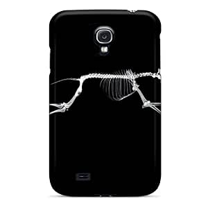 Jeffrehing DNqNlGg3259wTSws Case Cover Galaxy S4 Protective Case X Ray Running Dog