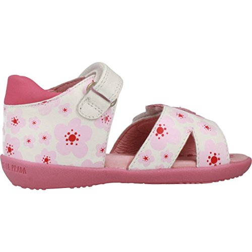 Agatha Ruiz De La Prada Sandalen/Sandaletten M�Dchen, Color Wei�, Marca, Modelo Sandalen/Sandaletten M�Dchen 6658 0P4 Wei�