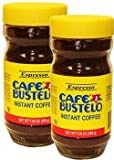 Bustelo Instant Coffee. Large 7.05 oz glass jar. Pack of 2