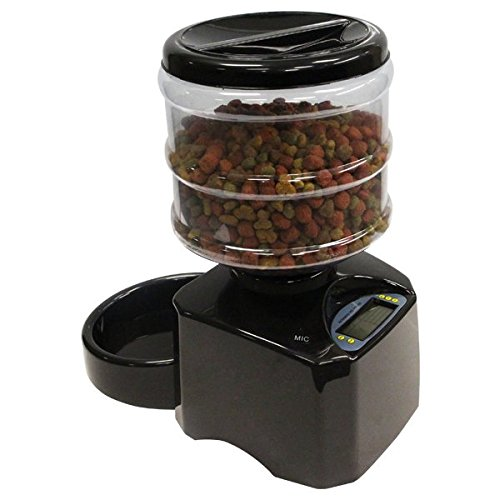 MOTA Perfect Dinner Pet Feeder for Dog and Cat with Portion Control (DISCONTINUED) by MOTA