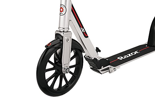 41g5uYI9QcL - Razor 13013713 A6 Scooter, Silver