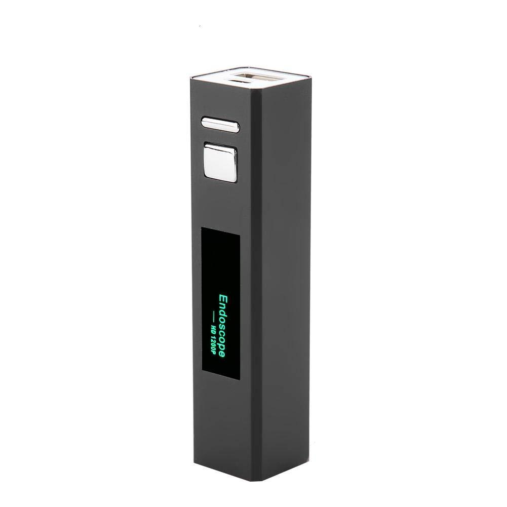 #3 NO una pila de basura c/ámara impermeable de 8 mm 1200P IP68 con luz de 8 LED para inspecci/ón de tuber/ías de autom/óviles WiFi Endoscopio Realmente productos