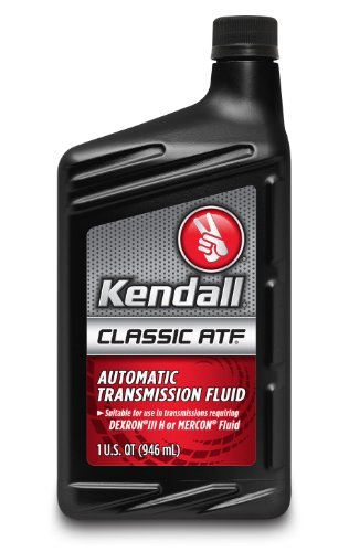 Kendall 1052866 Classic ATF Automatic Transmission Fluid - 1 Quart, (Pack of 12) (Peak Automatic Transmission Fluid)
