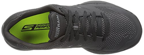 Scarpe Uomo Go black Skechers endurance Running Nero Train PtqXfC