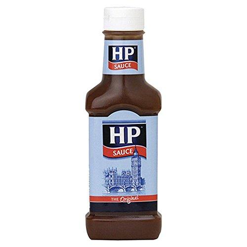 HP Brown Sauce Handy Pack - 285g - Pack of 2 (285gs x 2)