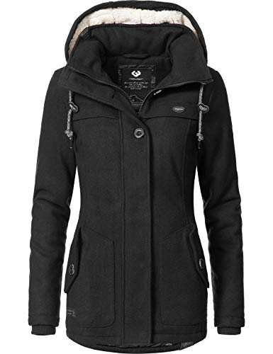 Mit Winterparka Xs Farben Damen You 6 Ragwear Like Wintermantel Kapuze Xl u13lJFKcT5