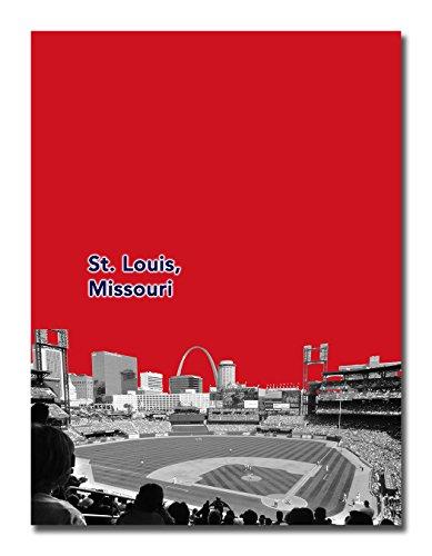 cardinals posters st louis cardinals poster cardinals. Black Bedroom Furniture Sets. Home Design Ideas