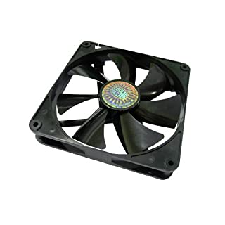 Cooler Master Sleeve Bearing 140mm Silent Fan for Computer Cases and Radiators (B00314J422) | Amazon Products