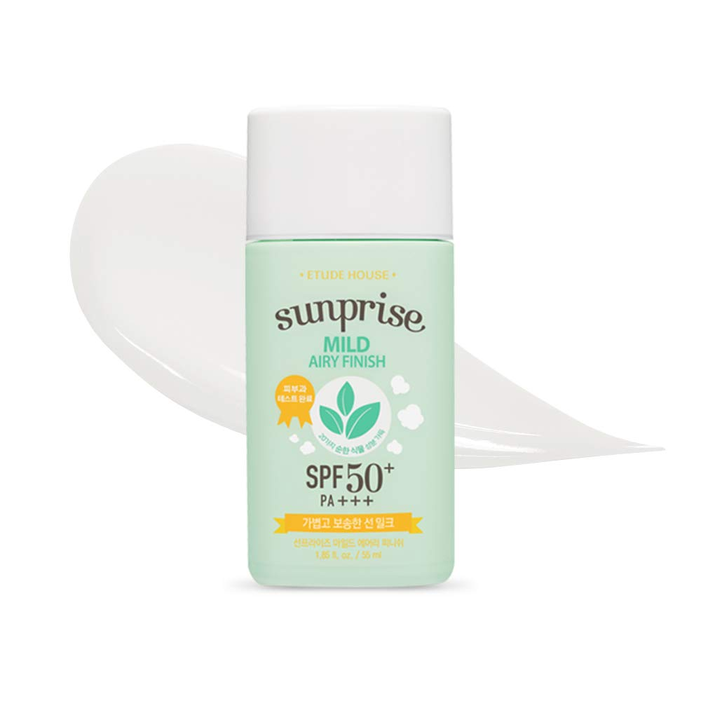 ETUDE HOUSE Sunprise Mild Airy Finish Sun Milk
