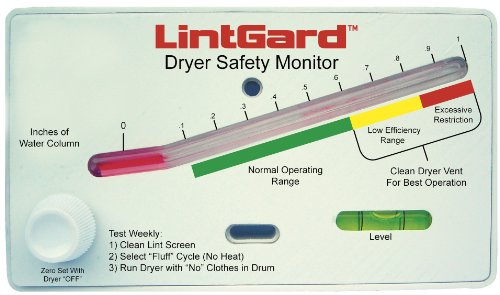 Gardus LgM7 Lintgard Dryer Safety Monitor]()