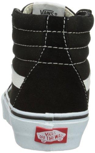 Adulto Black Hi Black Negro Vans Zapatillas Whi Altas Sk8 U Unisex FqnwAY6