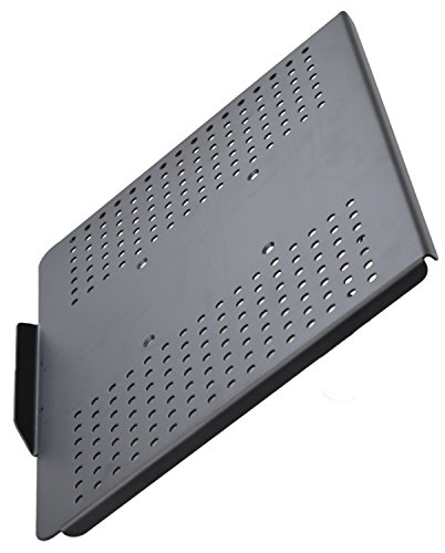 VIVO Laptop Notebook Steel Tray Platform (Tray Only) for VESA Mount Stand | Fits 100mm Plate Holes (Stand-LAP2)