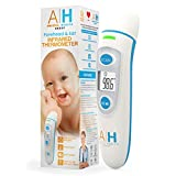 Best Baby Thermometer - Digital Infrareds - New Digital Infrared Baby Thermometer by AMAZING HEALTH Review