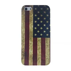 diy phone caseRetro American Flag Pattern Snap-on Hard Back Cover Case for Apple iPhone 5 5Sdiy phone case