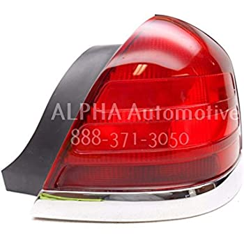 Amazon Com Genuine Ford 8w7z 13404 B Stop And Flash Lamp