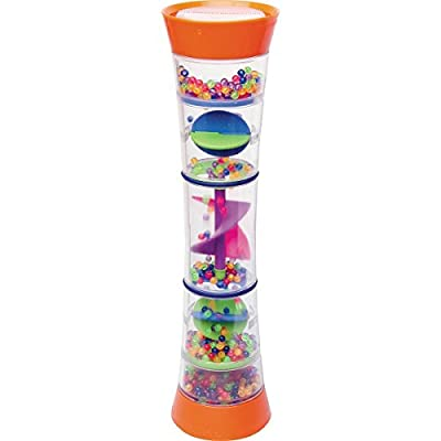 Hohner Kids Twirly Whirly Action Rainmaker 12 in. by Hohner