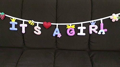 Baby Banner For Girl