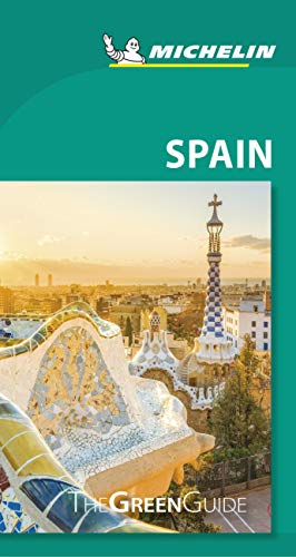 Michelin Green Guide Spain (Green Guide/Michelin) (Green Guides)