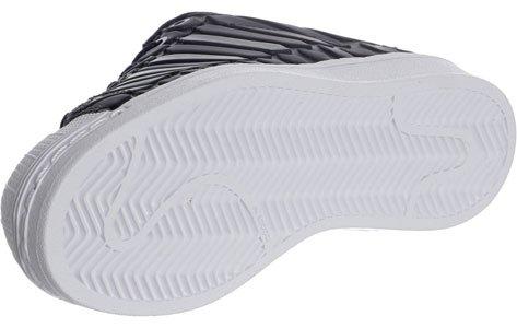 0ad06e73ee8 adidas Superstar Xeno Black UK 4.5 D69366  Amazon.co.uk  Shoes   Bags