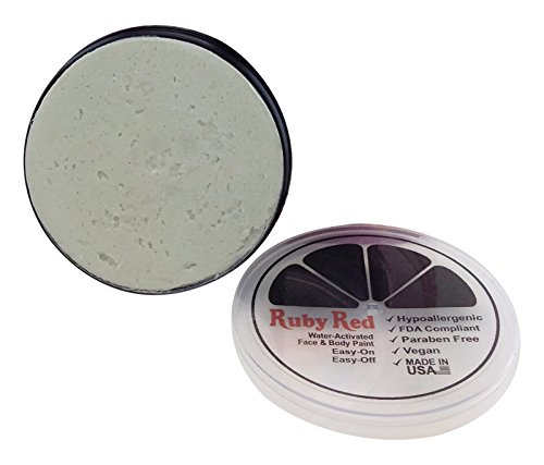 Ruby Red Paint Face Paint, 18 ML - Uv Invisible ()
