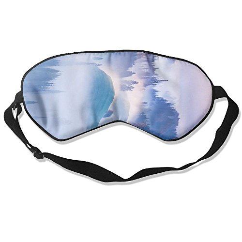 Mental Halloween Fear Pure Silk Sleeping Mask Reusable Cold To Improve Sleep Relief Edema Eyestrain Fatigue Fatigue Headache And Tension Best Men And Women Eye -