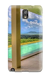 Galaxy Case - Tpu Case Protective For Galaxy Note 3- Luxury House Hire Auckland