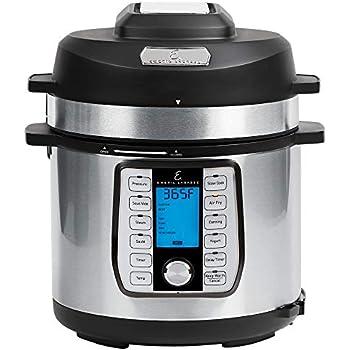 Amazon.com: Emeril Lagasse Pressure Cooker, Air Fryer