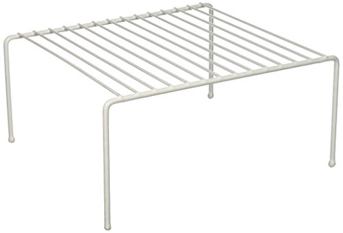 Grayline Panacea 40115, Medium Kitchen Helper Shelf, White