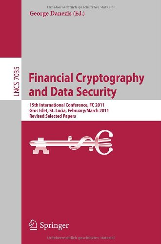 Financial Cryptography and Data Security by George Danezis, Publisher : Springer